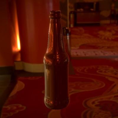 3D Bottle Study