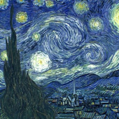 The Starry Night 3D