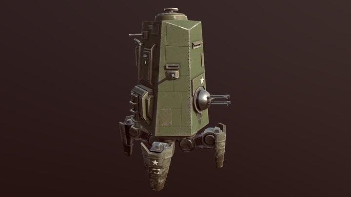 A23 Weaver Tank