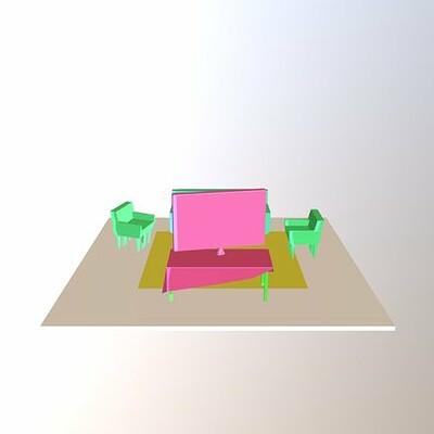 hide//seek - living room