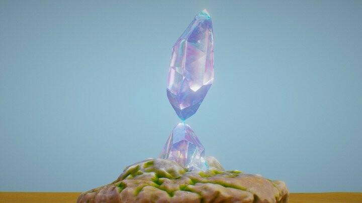 Möbius Crystal (2016) (Realtime Rendering)