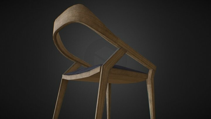 Dirty Antelope Chair