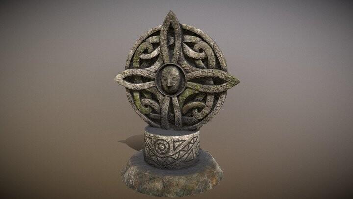 Shrine of Mara from Skyrim