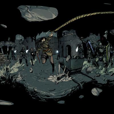 Tomb Raider - 360°