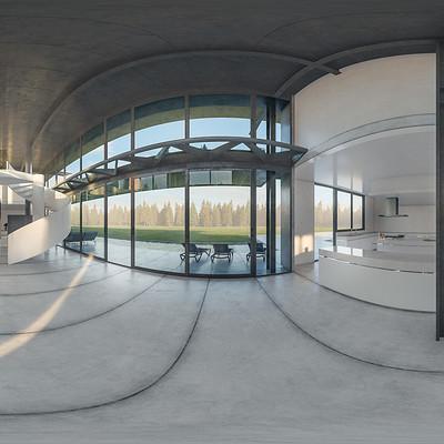 Bruno bolognesi equigolf interior3