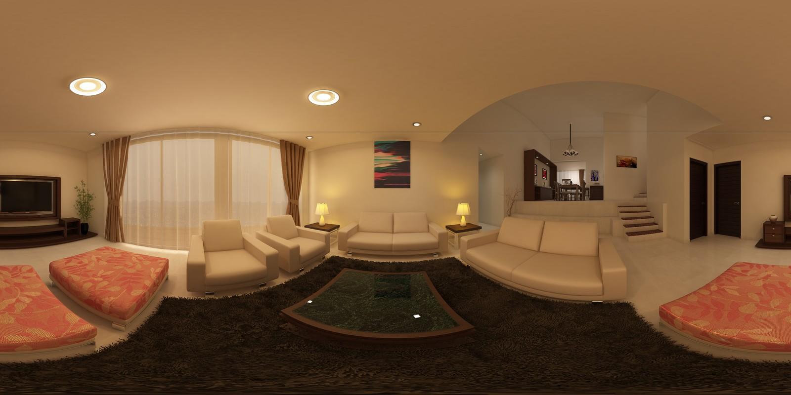 360 panorama Interior Design