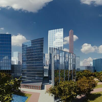 Dennis wormgoor city 9 panorama