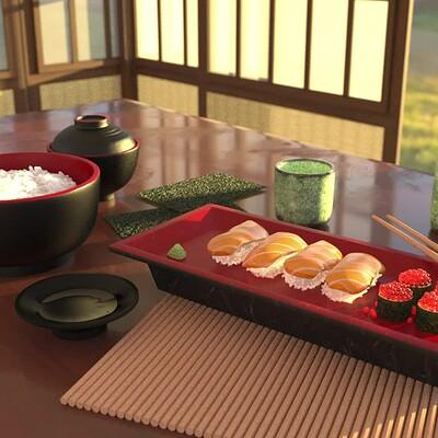 Environment | Sushi House