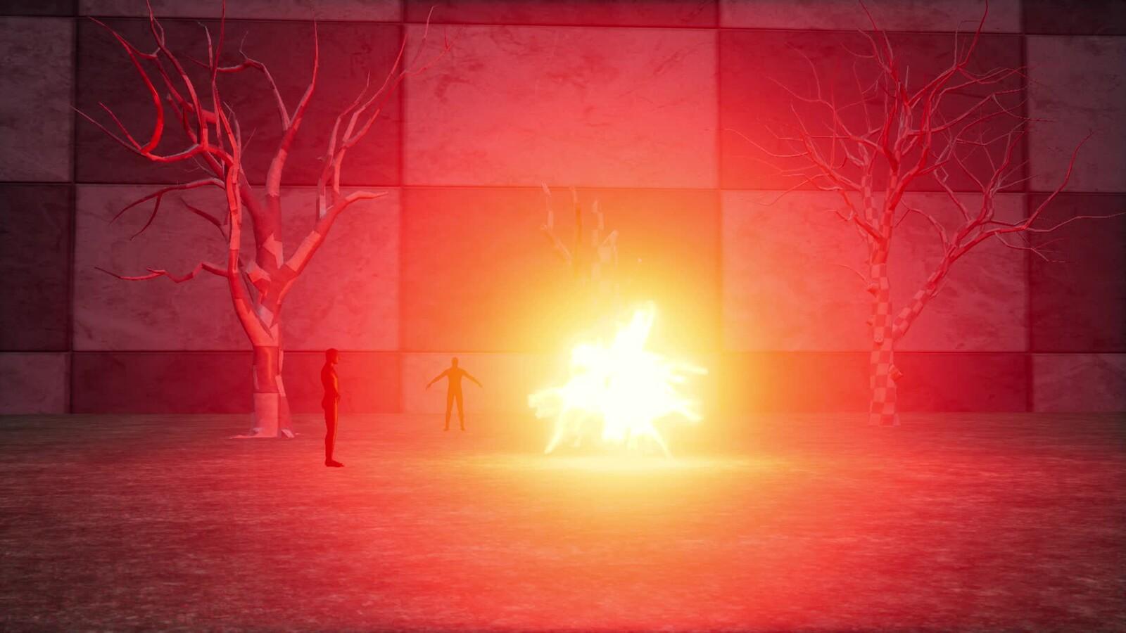 Grenade Explosion - Realtime
