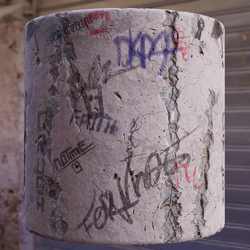 Tagged Concrete
