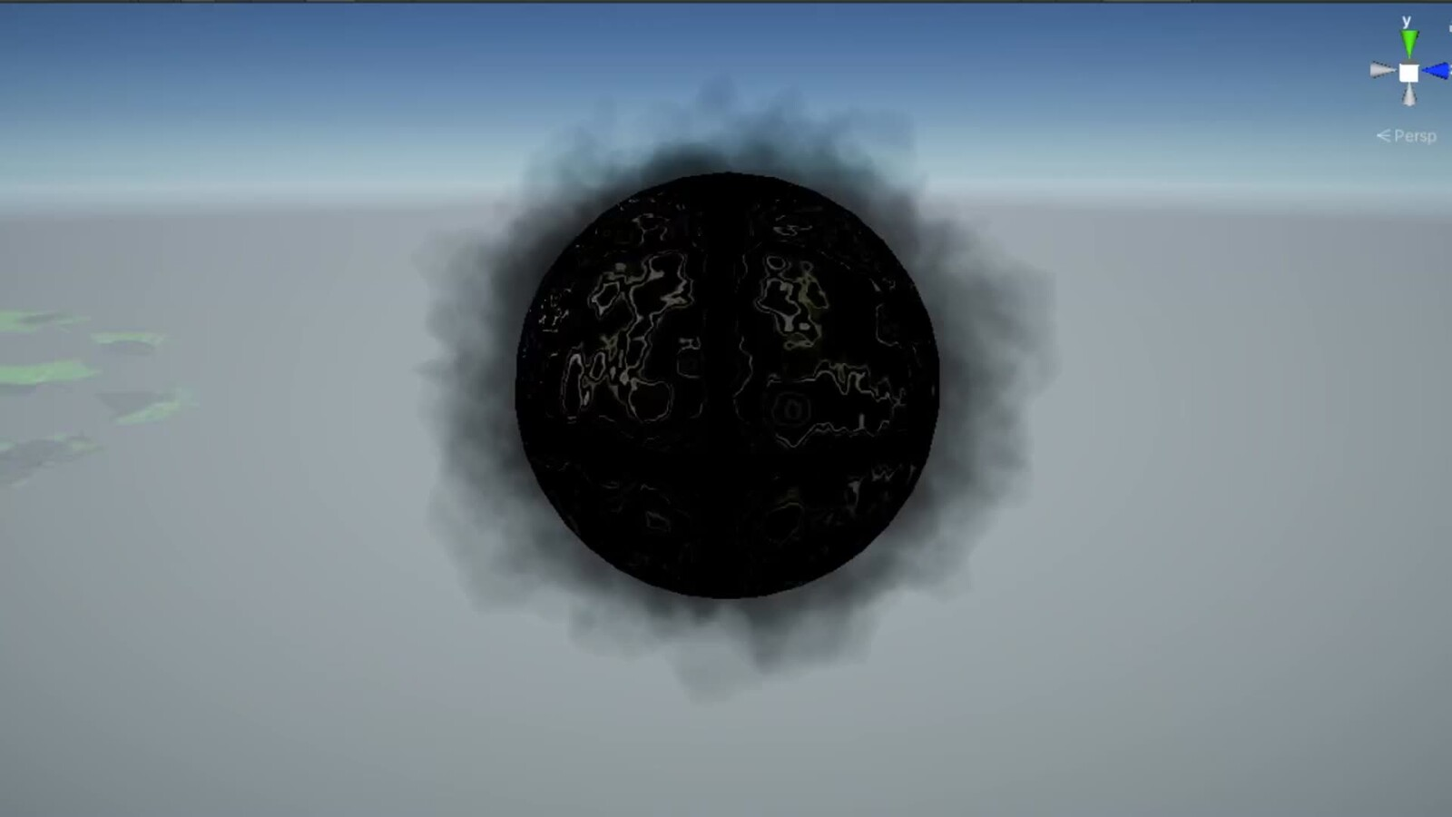 Shaders&Particles for GGJ 2021