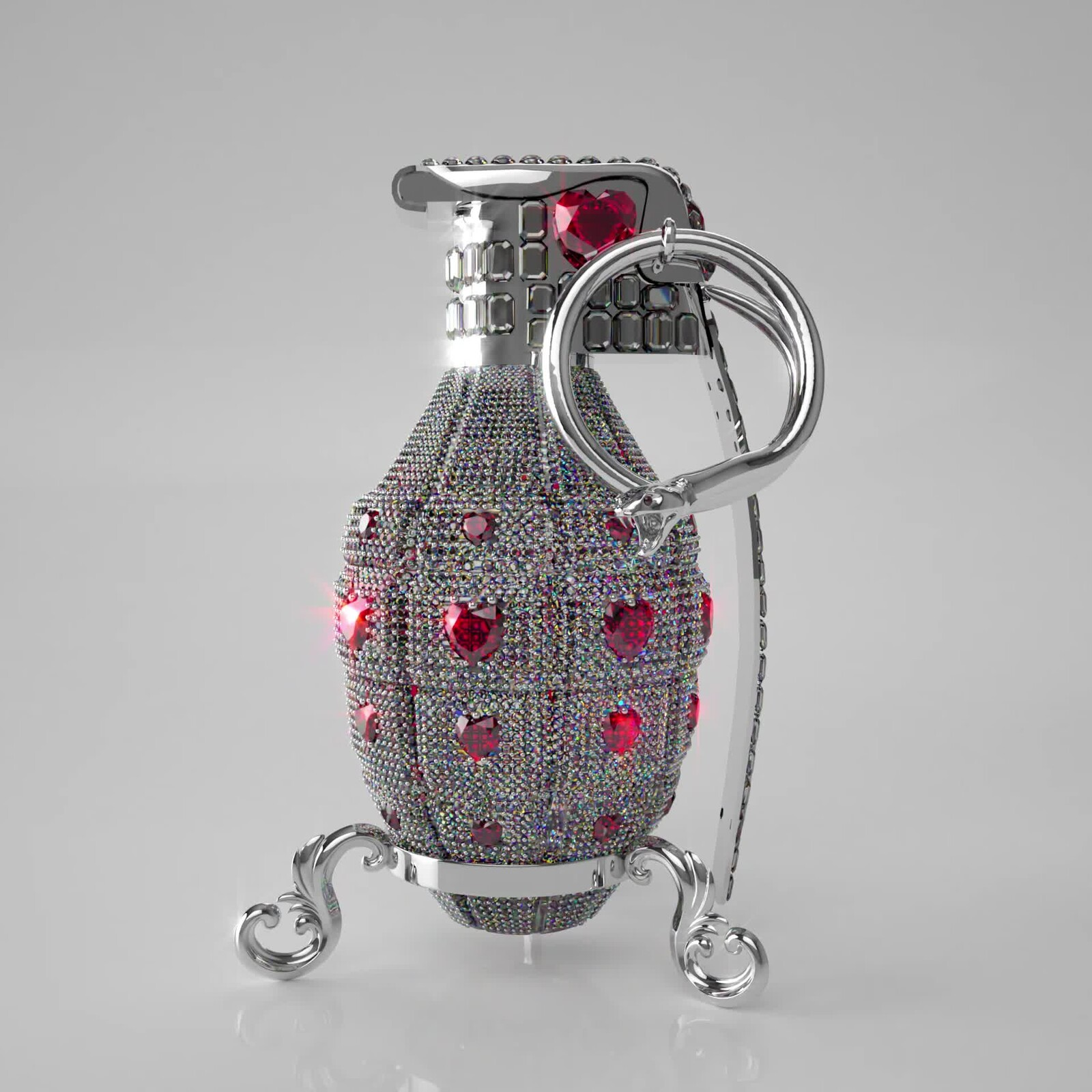 Pyrobolus Convenusto - Bejeweled