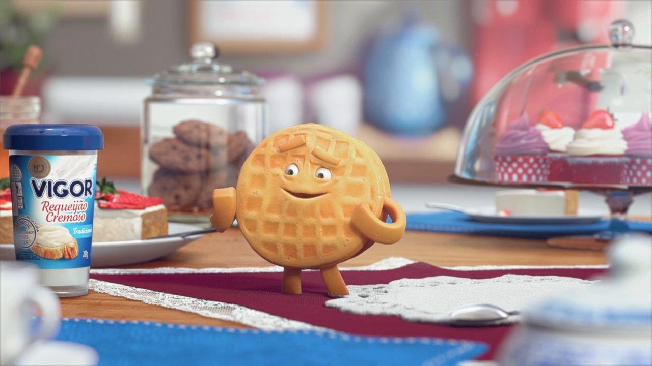 VIGOR - Waffle