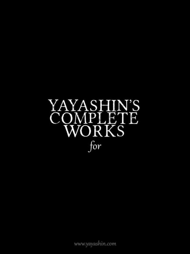 Yayashin's complete works