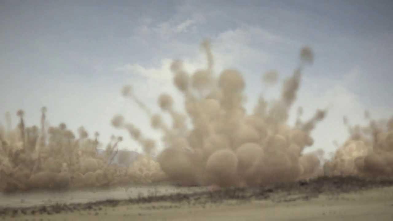 Fume FX VFX Demo Reel