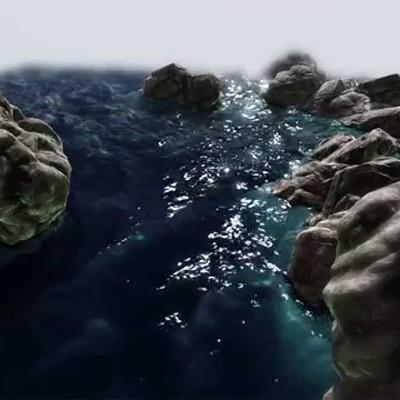 UDK Ocean Shader