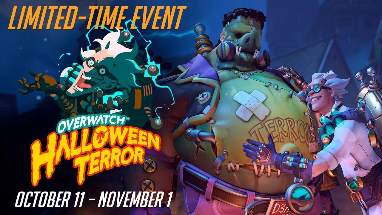 Artstation Overwatch Halloween Terror Skins Airborn Studios