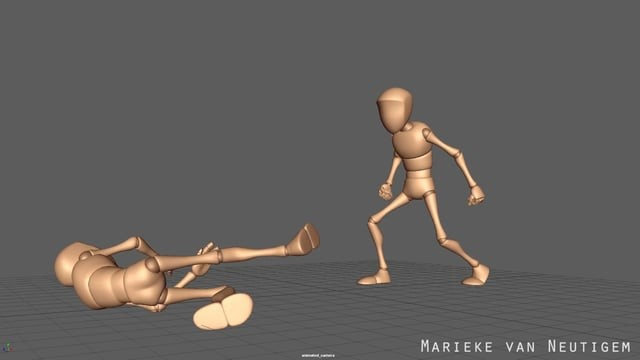 3D animation basics