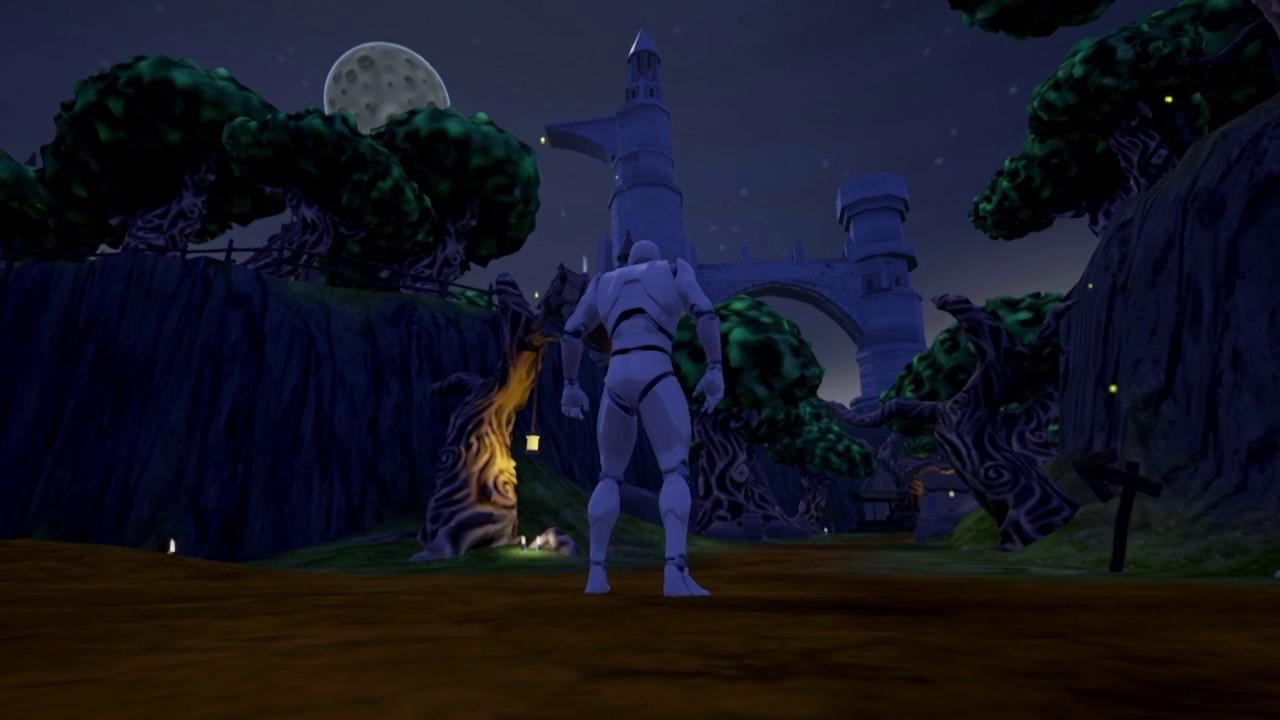 Game Environment | Centaurus