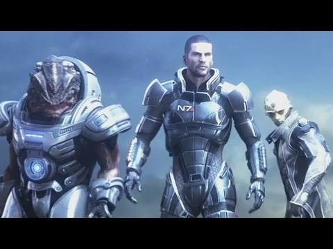 Mass Effect 2 Cinematic