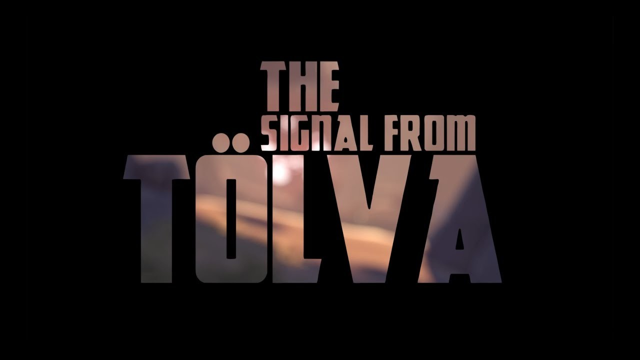 The Signal From Tölva: Art Reel