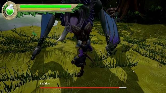 Titania [Third-Person Action Game]