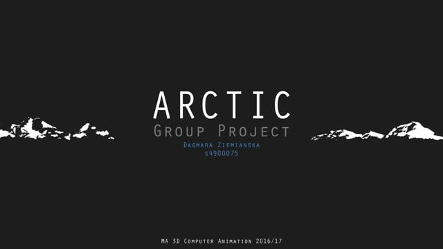 Arctic - Making OFF