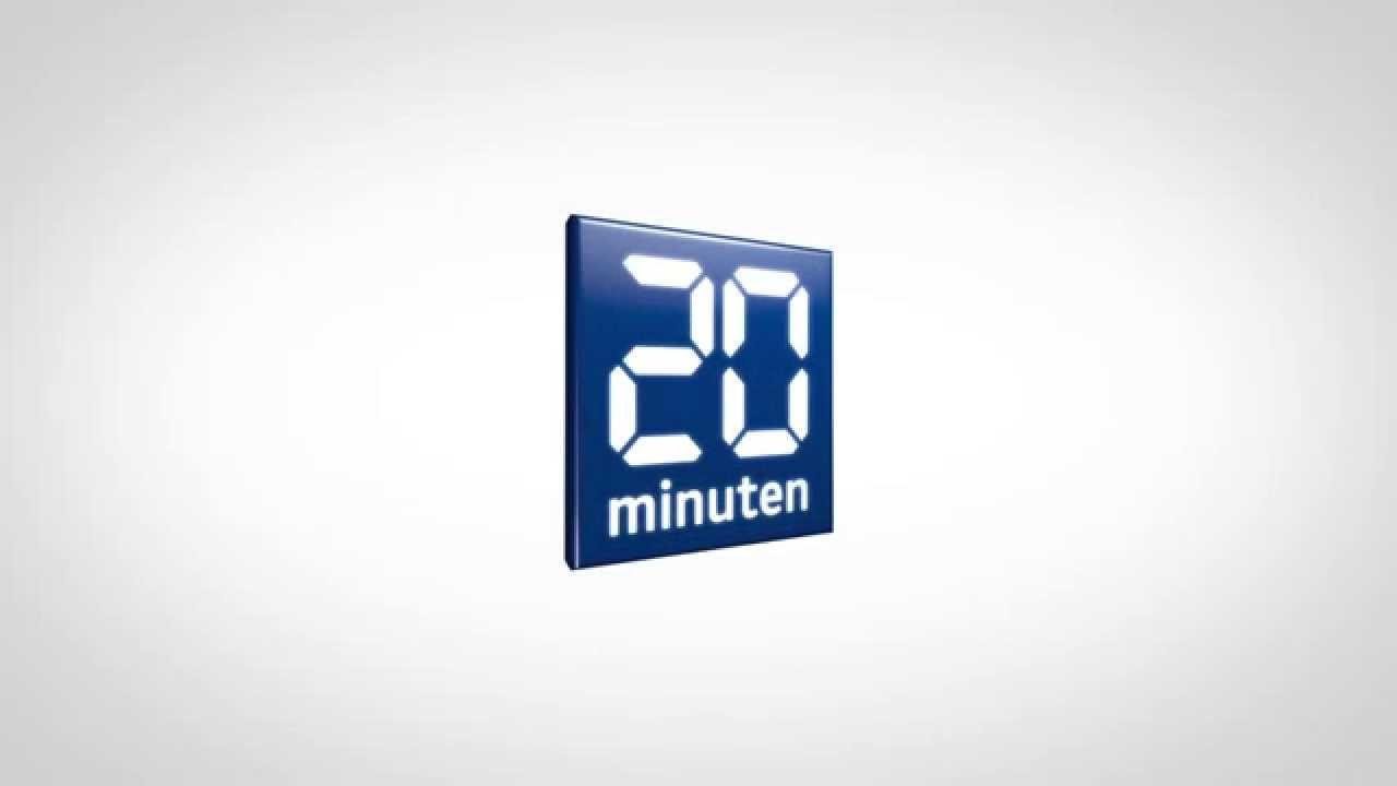20 Minuten Logo & lower thirds