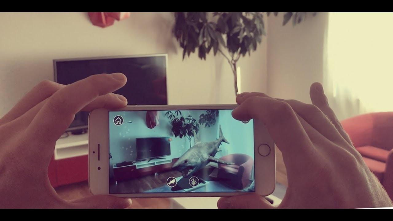 """""""AR Shark Deco"""" for iPhone"""