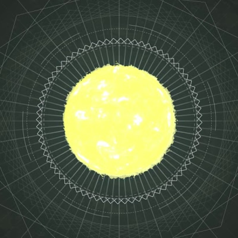 Motion Graphic - Destiny inspired star art
