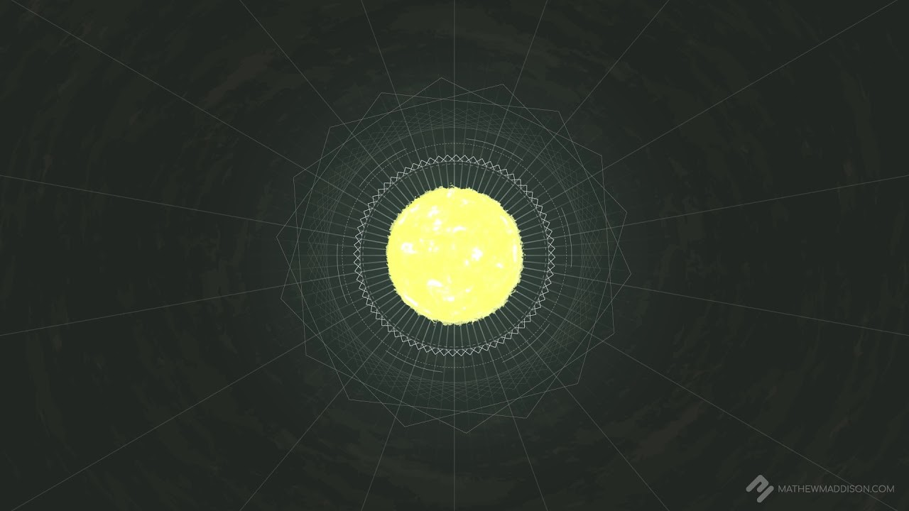 Motion Graphic - Destiny inspired star art
