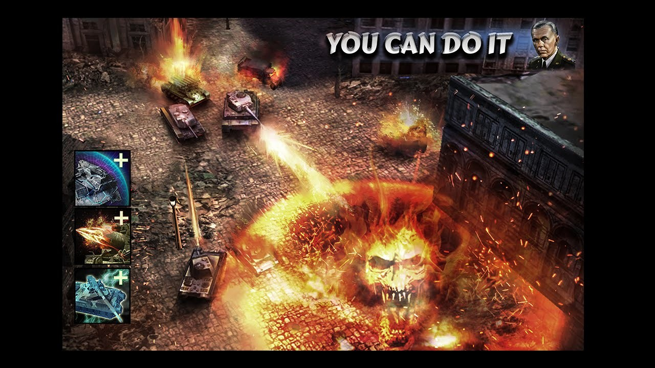 Tank Generals - Marketing Campaign