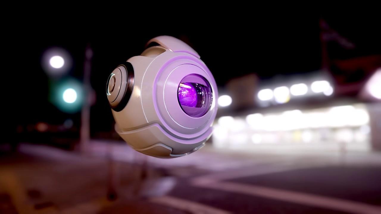 Robot guide VR