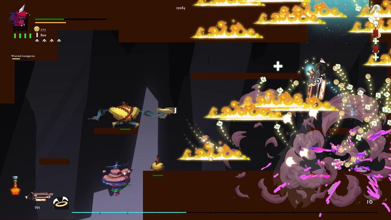 Big Bad Bounty Gameplay 01