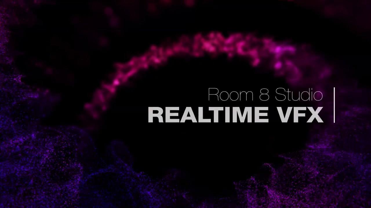 Realtime Stylized VFX Showreel