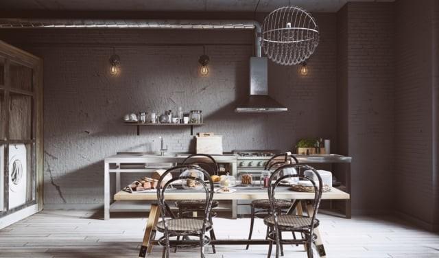 UE4 Archviz - Apartment 2018