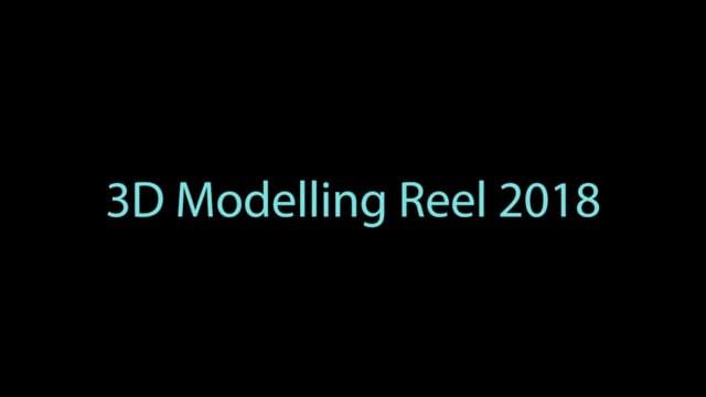 Modelling reel 2018