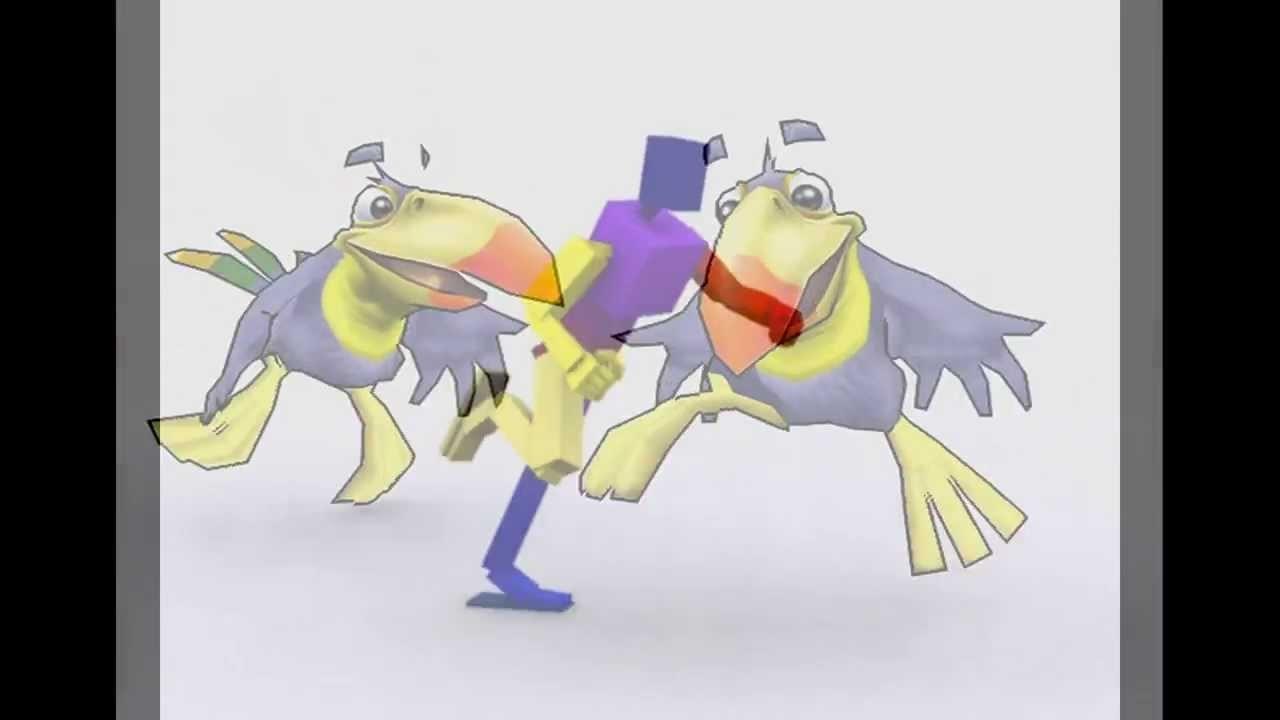 Demo Animation Reel