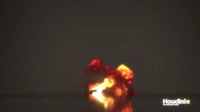 Pyro Explosion