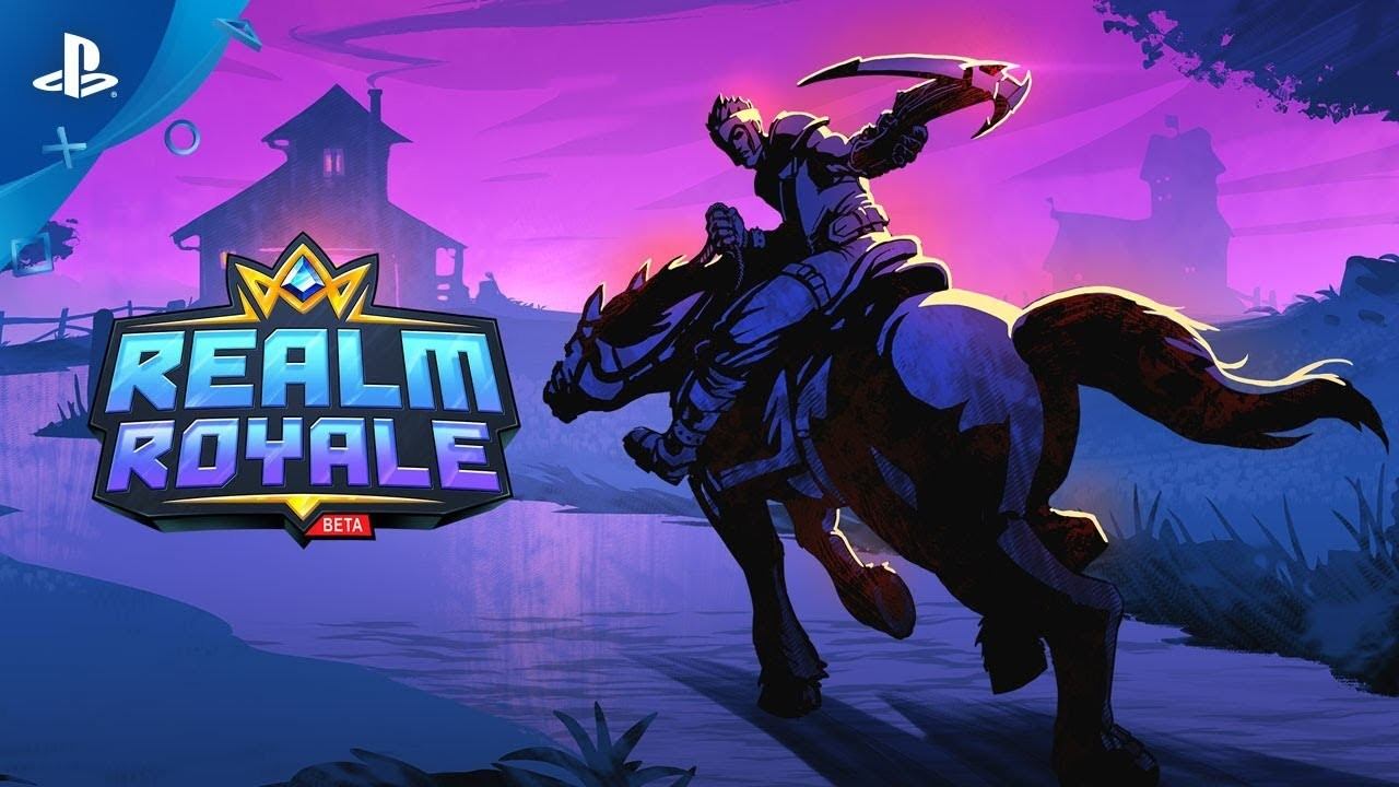 Realm Royale - Trailer