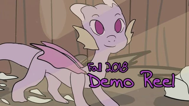 Demo Reel - Fall 2018