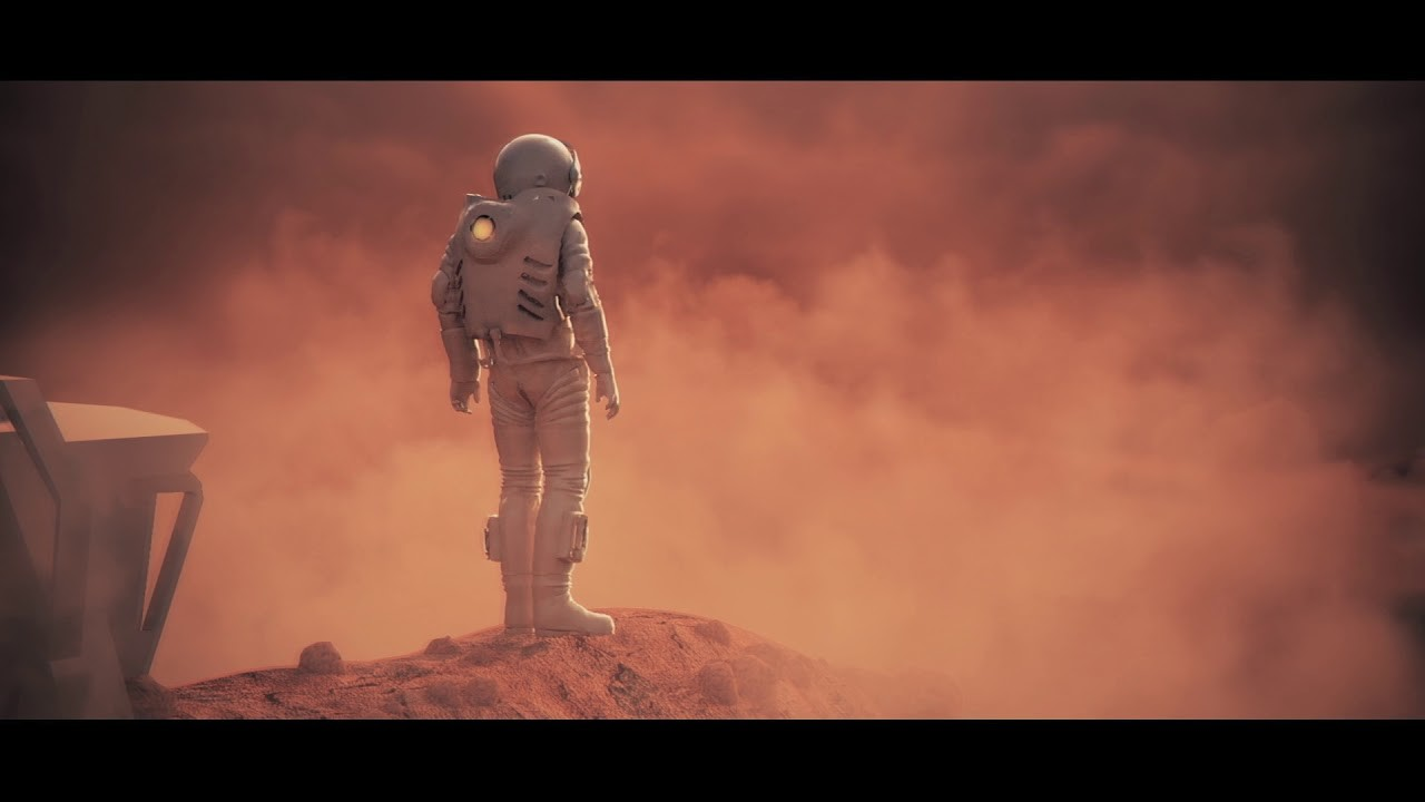 """Discovering Mars"" VFX SHOT BREAKDOWN"