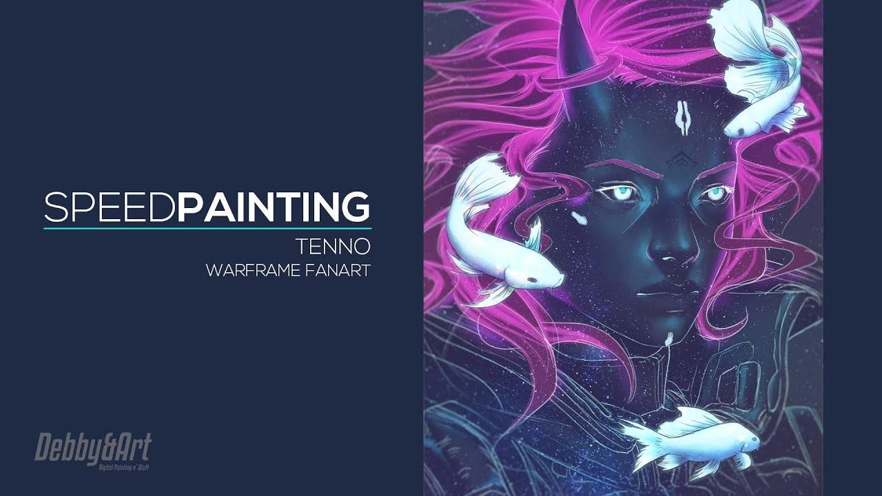 ArtStation - Tenno / Warframe Fanart, Debby & Art