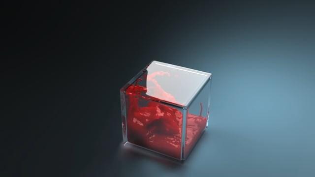 Houdini / Fluids / Redshift