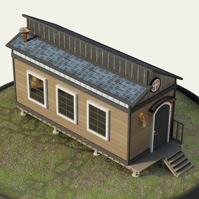 Modular Tiny Homes