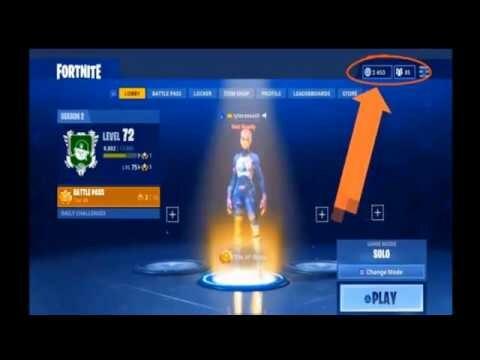 How To Get Free V Bucks No Verification Free V Bucks Guide