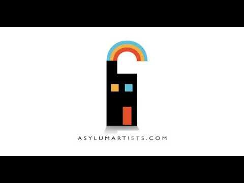 Asylum Artists logo reveal