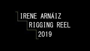 Rigging Reel 2019 (Irene Arnaiz Lopez