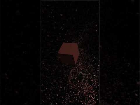 Cube Vortex (Unity Entity Component System - ECS)