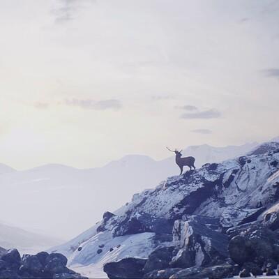 UE4 Landscape